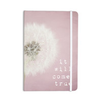 "Susannah Tucker ""It Will Come True"" Pink Flower Everything Notebook"