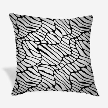 Twenty One Pilots - Blurryface - Doubt Pattern Pillow Case
