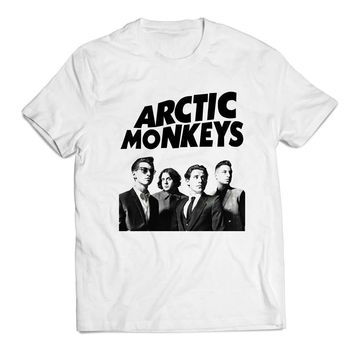 Arctic Monkeys Clothing T shirt Men