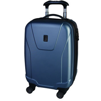 Travelpro Maxlite Tech ABS Hardshell Spinner Luggage Case - 20 Inches - Steel Blue