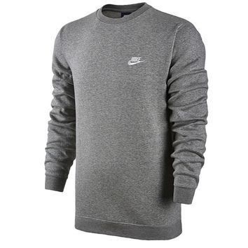 Nike Club Fleece Crew - Men's at Eastbay