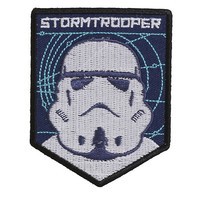 Star Wars Stormtrooper Iron-On Patch