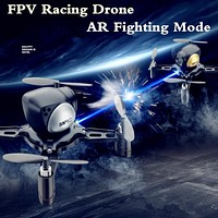 S7 Racing Drone mini Drones with Camera HD WiFi FPV RC Quadcopter mini Drone RC Remote Control Helicopter For Battle Fighting