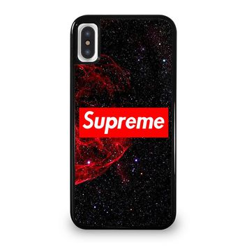 SUPREME NEBULA iPhone 5/5S/SE 5C 6/6S 7 8 Plus X/XS Max XR Case Cover