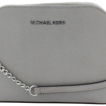 Michael Kors Cindy Women's Leather Crossbody Purse Handbag