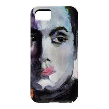 Ginette Fine Art Charles Boyer The Way I See Him 3 Cell Phone Case