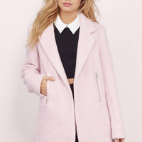 Cold Night Out Wool Coat $64