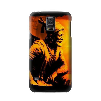 P1105 Shivaji Maharaj Rajesh Khilari Case Cover For Samsung Galaxy S5