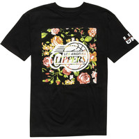 Neff Floral Clippers T-Shirt - Short-Sleeve - Men's Black,