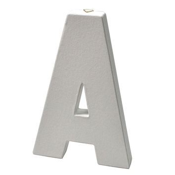"Make Market™ 12"" Canvas Letter"