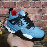 "Air Jordan 4 ""Travis Scott"" Kid Shoes - Best Deal Online"