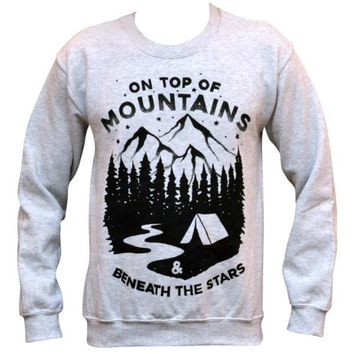 Beneath the Stars Sweater