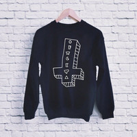 Cross Odd Future UNISEX SWEATSHIRT  heppy fit & sizing