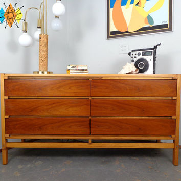 Mid-Century Lane Rhythm Group Low Boy Dresser
