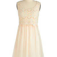 Fair Maiden of Honor Dress | Mod Retro Vintage Printed Dresses | ModCloth.com