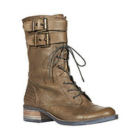 Steve Madden - MIX-UP GREEN LEATHER