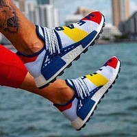Adidas NMD Women Men Fashion Trending Sneakers Running Sports Shoes