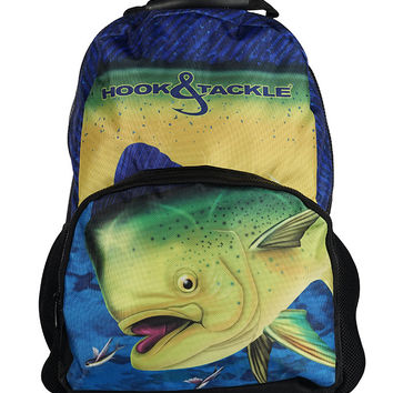 Bull Dolphin Fishing Backpack
