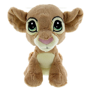 Disney Parks The Lion King Nala Manga Plush New with Tags