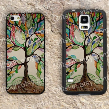 Tree life tree iphone 4 4s iphone  5 5s iphone 5c case samsung galaxy s3 s4 case s5 galaxy note2 note3 case cover skin 126
