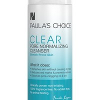 Paula's Choice 'Clear' Pore Normalizing Cleanser