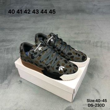 PEAP3 Adidas ALEXANDER WANG Men Fashion Outdoor Skate Shoes