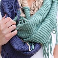 Sweet Serenity Scarf