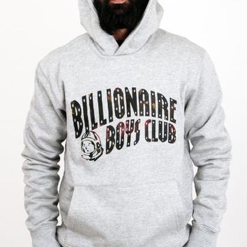 Billionaire Boys Club | Floral Galaxy Classic Arch Pullover Hoody | EASTWEST