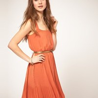 A Wear | A|Wear Dress With Straps at ASOS