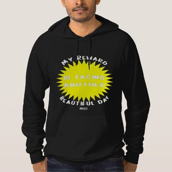 Reward Quote by Kat Worth Hoodie