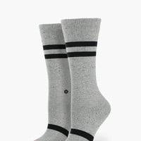 Stance Coyote Womens Everyday Tomboy Socks Grey One Size For Women 25897711501