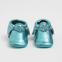 Iced Mint - Limited Edition Moccasins
