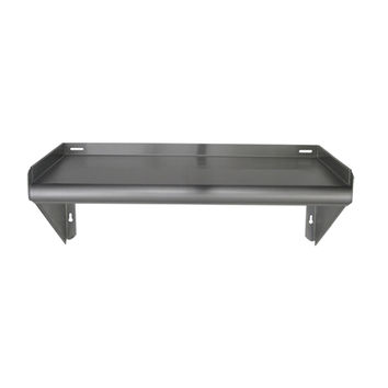 Culinary Equipment knock down stainless steel wall mount shelf