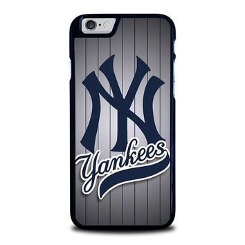 new york yankees iphone 6 6s case cover  number 1