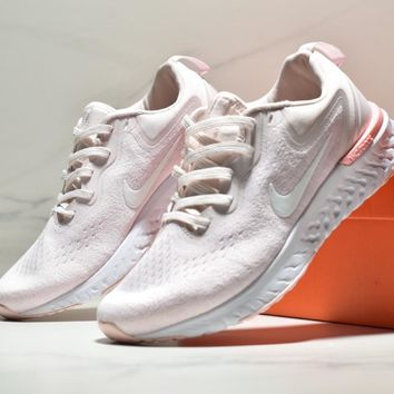 NIKE Odyssey Epic React Fashion Women Casual Breathable Sport Running Shoes Sneakers Pink