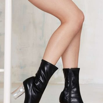 Jeffrey Campbell Verite Vegan Leather Boot