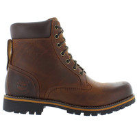 "Timberland Earthkeepers Rugged 6"" - Copper Leather Logger Boot"