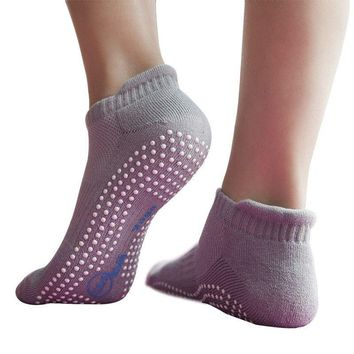 Yoga Anti-skid Breathable Fitness Socks