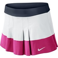 Nike Women's Pleated Woven Tennis Skirt - Dick's Sporting Goods