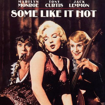 Some Like It Hot 27x40 Movie Poster (1959)