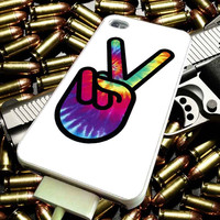 Hippie Peace Sign for iPhone, iPod, Samsung Galaxy, HTC One, Nexus ***