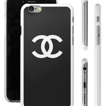 Chanel Inspired Phone Case , iPhone Case, Samsung Phone Cover, Worldwide Shipping
