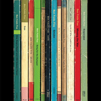 Ben Folds Five Whatever And Ever Amen Album As Penguin Books Poster Print