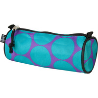 Big Dot Aqua Pencil Case
