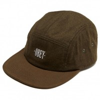 Obey Reprise 5 Panel Hat