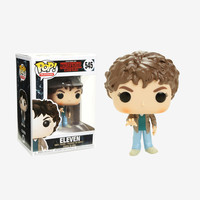 Funko Stranger Things Pop! Television Eleven Vinyl Figure