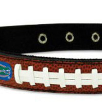 Florida Gators Football Large Lace Dog Collar