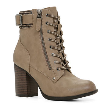 Call It Spring™ Zoadien Lace-Up Womens Boots - JCPenney