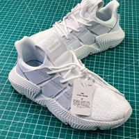 Adidas Prophere Triple White Womens | Cq2542 Sport Running Shoes - Best Online Sale