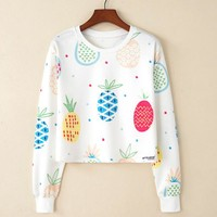 Kawaii Crop Tops